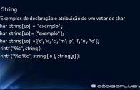 Aula 09 – Algoritmo em C