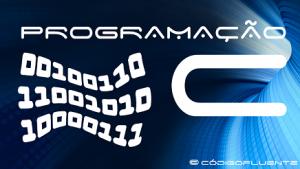 algoritmo em C