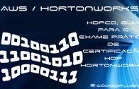 Aula 02 – Instanciando a máquina hortonworks na AWS (Aula prática)