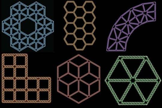 Computador fabrica DNA